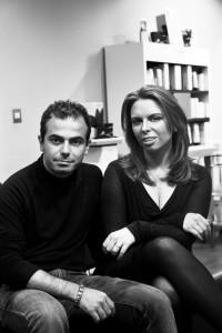 Laeticia and Pierre - Leticia's Haute Coiffure